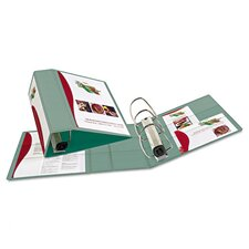 "5"" Heavy-Duty Nonstick View Binder"