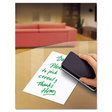 Peel and Stick Dry Erase Sheet (5 Pack)