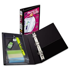 "1"" Protect and Store View Mini Binder"