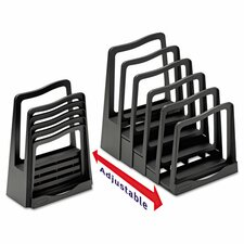 Adjustable File Rack