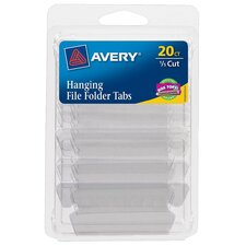 0.2 Cut Hanging File Tabs
