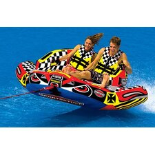 Chariot Warbird 2 Towable Tube with Optional 4K Tow Rope