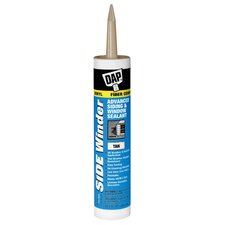 <strong>DAP</strong> Tan Side Winder™ Advance Polymer Siding & Window Sealant 00810