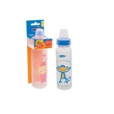 Zoo Friends™ BPA Free Plastic Bottles