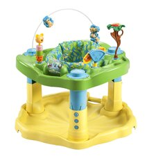 <strong>Evenflo</strong> ExerSaucer Bounce and Learn Zoo Friends Bouncer