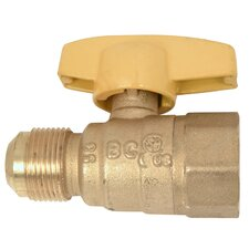 Gas Range Ball Valve