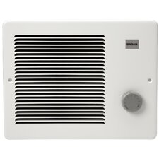 Wall Space Heater with Thermostat