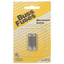Microwave Oven Fuse 250 Volt Max. (Set of 2)