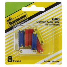 Cooper Fuse Assortment 5 Count