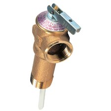 Temperature and Pressure Relief Valve