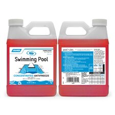 Swimming Pool Concentrated Antifreeze (Set of 4)