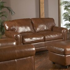 <strong>Luke Leather</strong> Andrew Loveseat