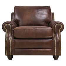 <strong>Luke Leather</strong> Levi Chair