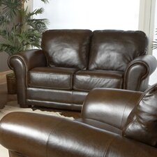 <strong>Luke Leather</strong> Mark Loveseat