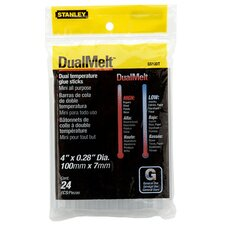 24 Count Mini Dualmelt™ Glue Sticks GS10DT