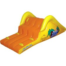 Slick Slider Island Pool Toy
