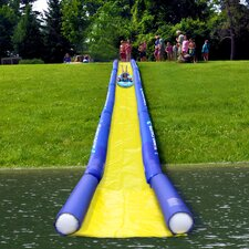 Turbo Chute Lake Water Slide Package