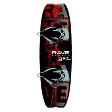 Lyric Wakeboard with Advantage Boots