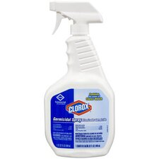 Fresh Scent Clean-Up Cleaner with Bleach Trigger Spray Bottle