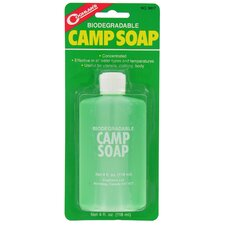 4 Oz Biodegradable Camp Soap