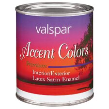 1 Quart Magenta Base Accent Color Interior/Exterior Latex Satin En