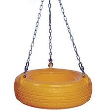 Plastic 3-Hook Tire Swing