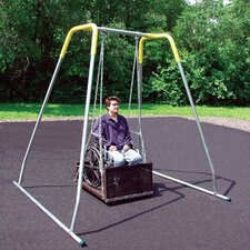 Portable ADA Swing Seat
