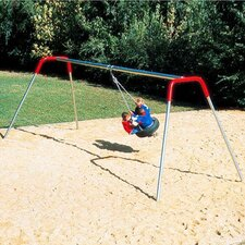Tripod Tire Swing Set