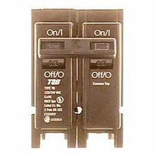 Type QP Dual Pole Circuit Breaker