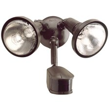 2 Light 240 Security Flood Light