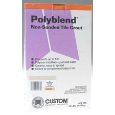 <strong>Custom Building Products</strong> Polylend Non-Sanded Tile Grout