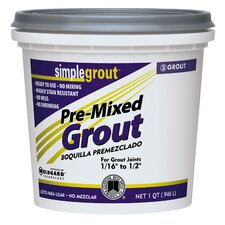 Pre-Mixed Grout