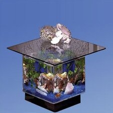 Aqua End Table Aquarium Tank