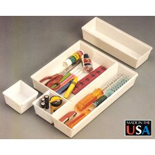 <strong>DialManufacturing</strong> Drawer Organizer (Set of 10)