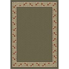 Gem Harmony Green Rug