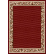 <strong>Concord Global Imports</strong> Gem Harmony Red Rug