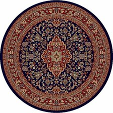 <strong>Concord Global Imports</strong> Gem Heriz Navy Rug