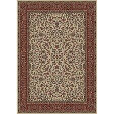Persian Classics Oriental Kashan Area Rug
