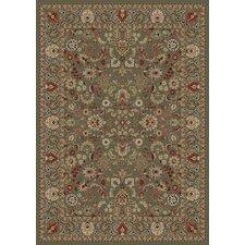 Persian Classics Oriental Mahal Green Area Rug