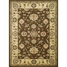 Arthur Oushak Brown Rug