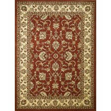 Arthur Sultan Red Rug