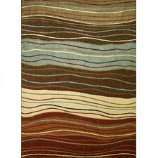 <strong>Concord Global Imports</strong> Arthur Waves Multi Rug