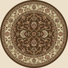 Arthur Sultan Brown Rug