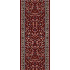 Gem Kashan Red Rug