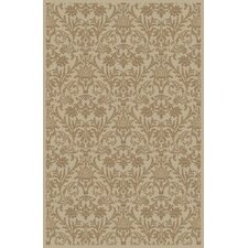 <strong>Concord Global Imports</strong> Gem Damask Ivory Rug