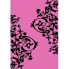 Alisa Tatoo Scroll Kids Rug