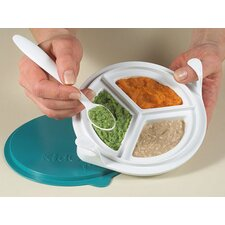 BabySteps Feeding Dish with Spoon