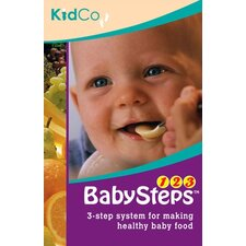 <strong>KidCo</strong> BabySteps Food Preparation Guide