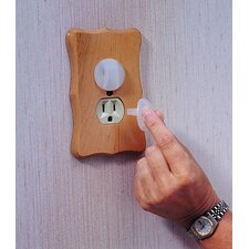 Electrical Outlet Caps - 12 pk