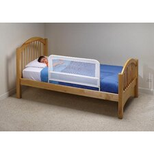 Childrens Mesh Bed Rail in White